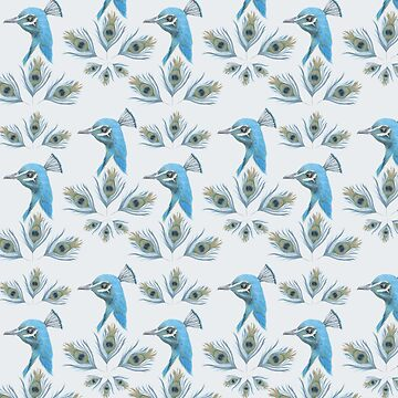 peacock von youdesignme