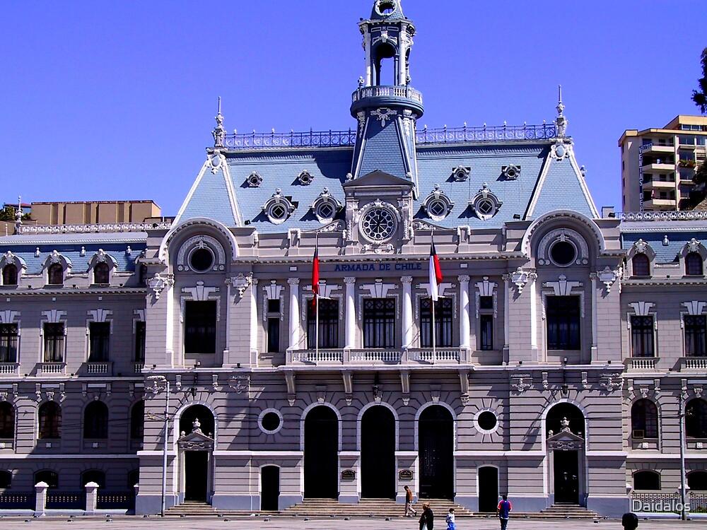 Naval Building by Daidalos