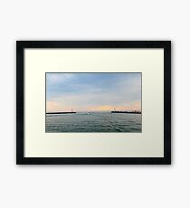 Light house #2 Framed Print