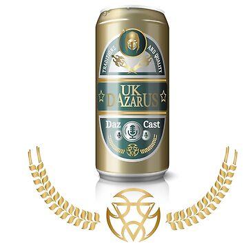 UK Dazarus - Beer by willijay
