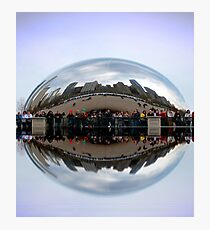 The Bean #2 Photographic Print