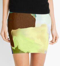 Tremulous Conclusion II Mini Skirt
