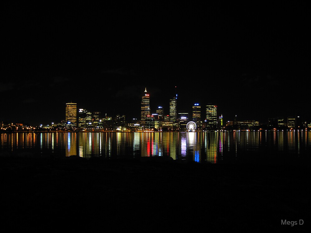 Goodnight Perth by Megs D