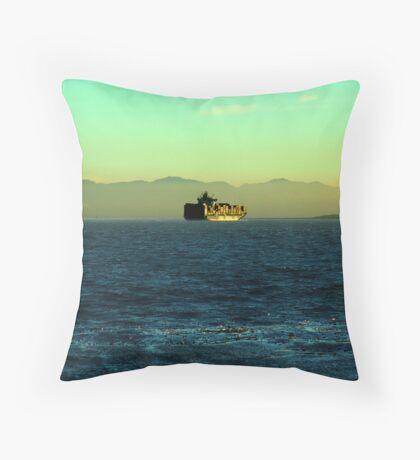 Outward Bound Throw Pillow
