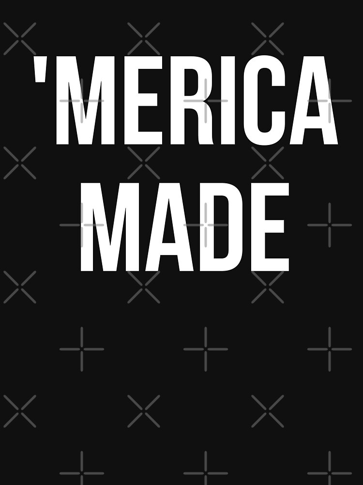 4th of july shirts - 'merica made shirt by reallsimplelife