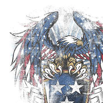 American Patriot by Kiteboy