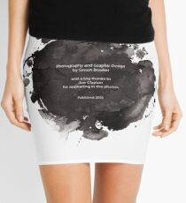 White Lies (Conclusion) Mini Skirt