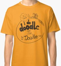 Buffy: Willow does doodle Classic T-Shirt
