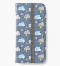 Kawaii Stormy Weather iPhone Wallet/Case/Skin
