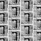 The door of the past by Jorge Antunes