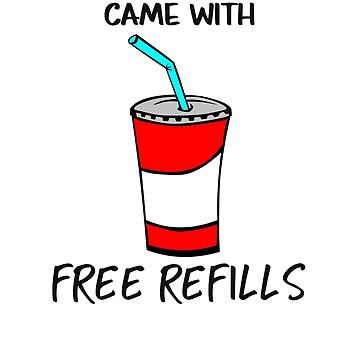 I Wish My Wallet Came With Free Refills by bobdvending
