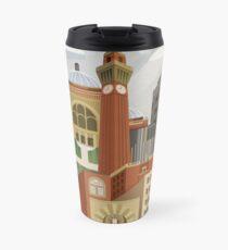 University Of Birmingham Travel Mug