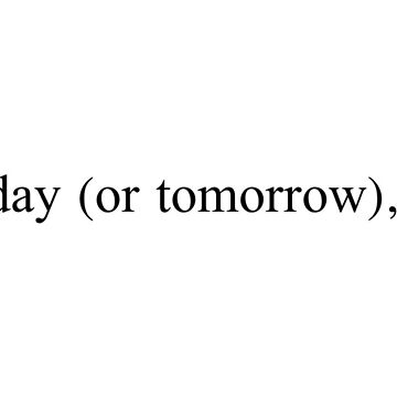 no hoy (o mañana), satanás de Sylviebinder