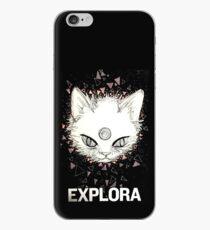 Gato místico iPhone Case