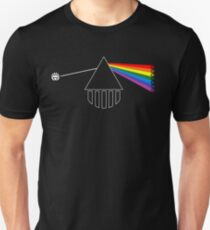 The Dark Side of the Spectrum Unisex T-Shirt