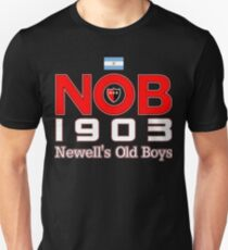 Newell's Old Boys Rosario Argentina Tee Shirts Unisex T-Shirt