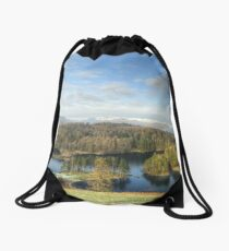 Tarn Hows..A Wider View Drawstring Bag