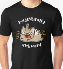 d02d93adb Majestically Awkward T-Shirts | Redbubble