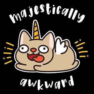Majestically Awkward by Apparletics