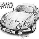 Alpine A110 by CoolCarVideos