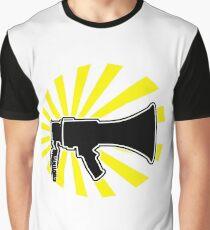 Electro Reggae - Light & Sound Graphic T-Shirt