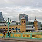 Crossing Bridges, London, Vereinigtes Königreich von atomov