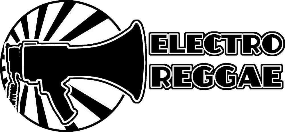 Electro Reggae Logo by mczulu