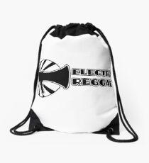 Electro Reggae Logo Drawstring Bag