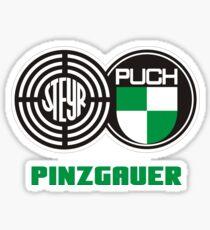 Steyr Puch Pinzgauer Sticker