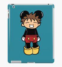 Manga Mickey iPad Case/Skin