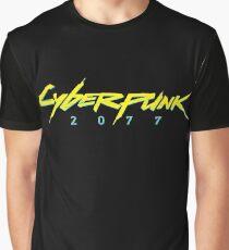 Cyberpunk Shirt Graphic T-Shirt
