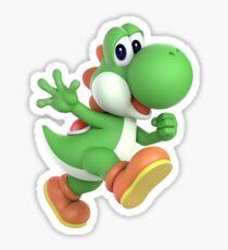 Smash Bros Ultimate - Yoshi Sticker