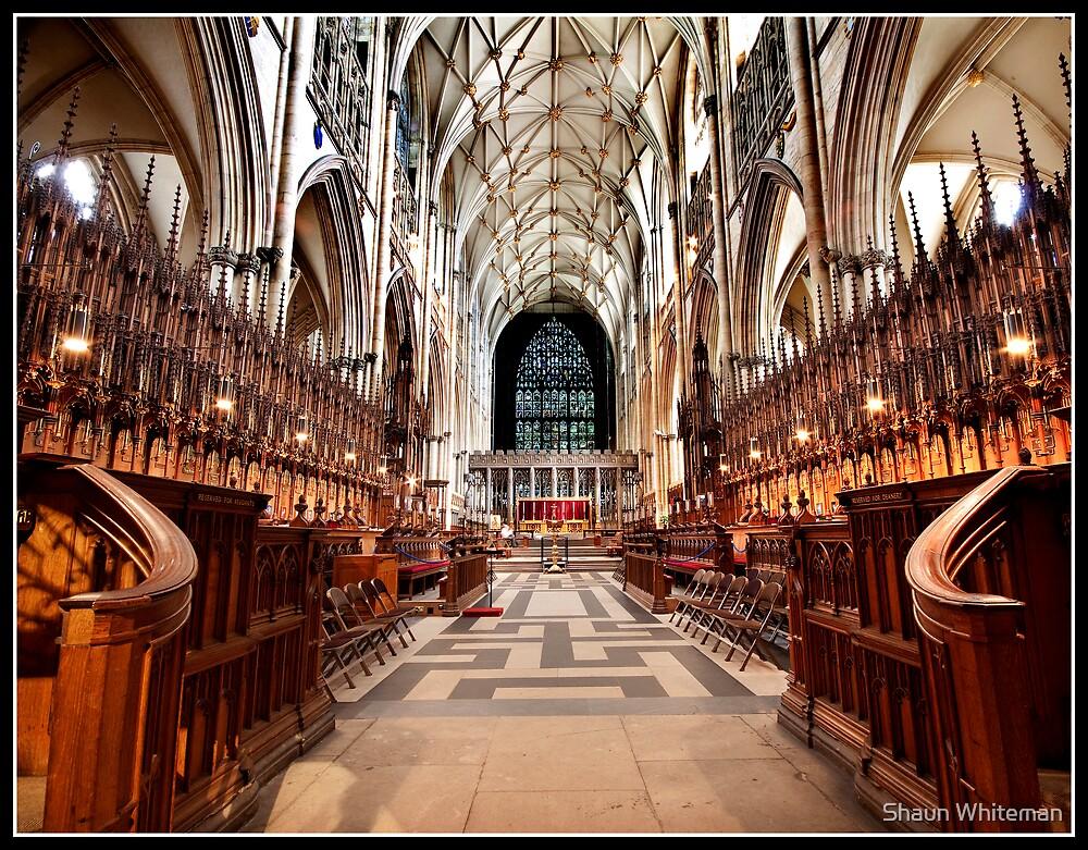 York Minster by Shaun Whiteman