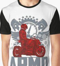 ARMD Naked Graphic T-Shirt
