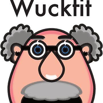Professor Wuckfit by asktheanus