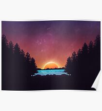 Sunset Poster