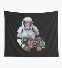 monkey troopers iPhone 4 4s 5 5c 6 7, pillow case, mugs, tshirt etc Wall Tapestry