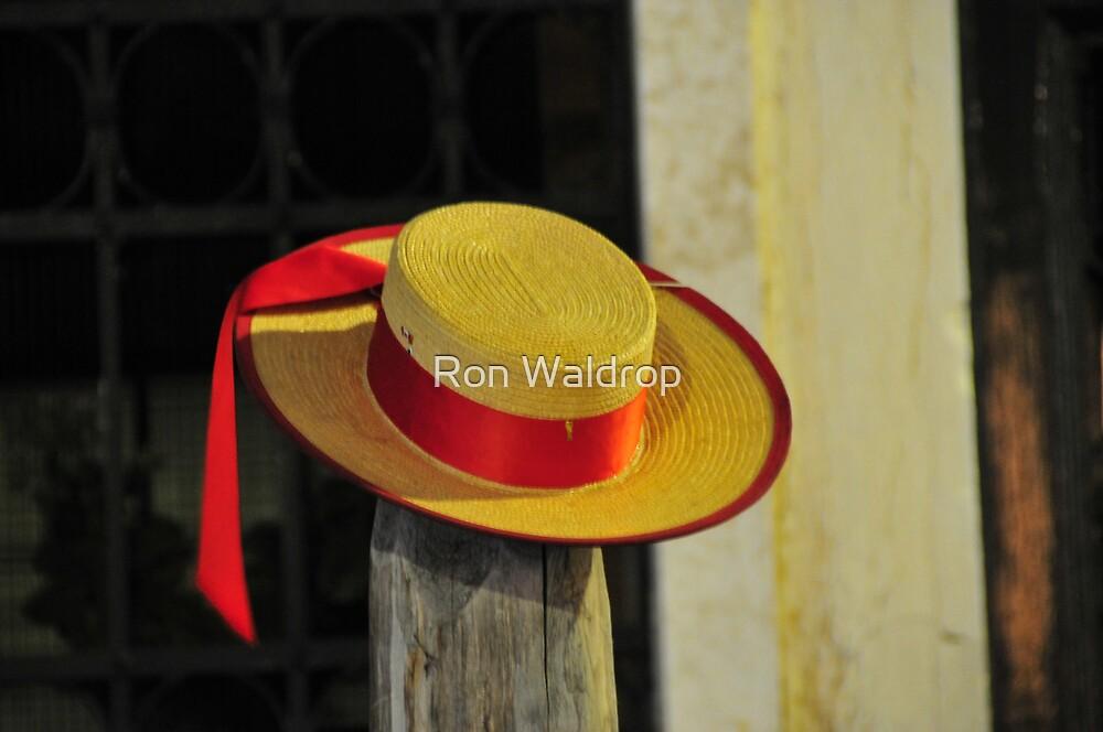 Gondolier's Hat by Ron Waldrop
