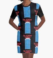 The Plastic Maiden Graphic T-Shirt Dress