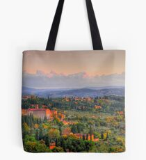A Touch Of Tuscany Tote Bag