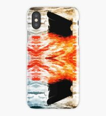 Fireships iPhone Case
