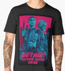 Detroit Become Human 2038 Men's Premium T-Shirt