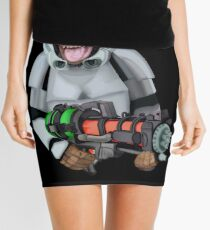 monkey troopers iPhone 4 4s 5 5c 6 7, pillow case, mugs, tshirt etc Mini Skirt