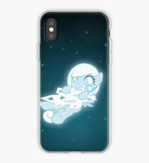 Snowdrop - Om Nom Nom iPhone Case