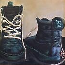 Old Boots 2 by Michael Arnold