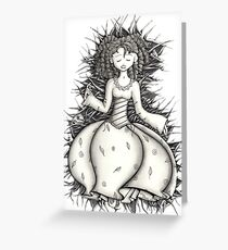 Sweet Oblivion Greeting Card