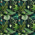 « Jungle tropicale » par MarieDricot