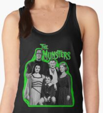 Munsters 50th Anniversary family portrait Women's Tank Top