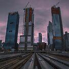 Hudson Yards, New York City by mattmacpherson