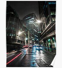 Gotham London Poster